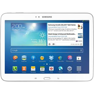"10.1"" (25,65cm) Samsung Galaxy Tab 3 3G/WiFi/UMTS/Bluetooth V4.0/HSDPA 16GB weiss"