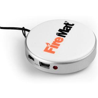 Technaxx FireMat USB Elektronischer Zigarettenanzünder