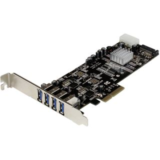 Startech PEXUSB3S42V 4 Port PCIe x4 retail