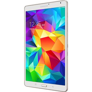 "8.4"" (21,34cm) Samsung Galaxy Tab S T700N WiFi/Bluetooth V4.0 16GB weiss"