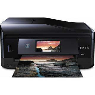 Epson Expression Photo XP-860 Tinte Drucken/Scannen/Kopieren/Faxen Cardreader/LAN/USB 2.0/WLAN