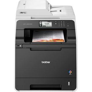 Brother MFC-L8650CDWG2 Farblaser Drucken/Scannen/Kopieren/Faxen LAN/USB 2.0/WLAN